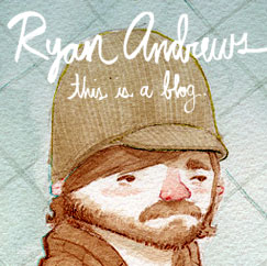 Ryan Andrews blog