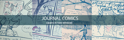 Ryan Andrews, Journal Comics, Ryan A.
