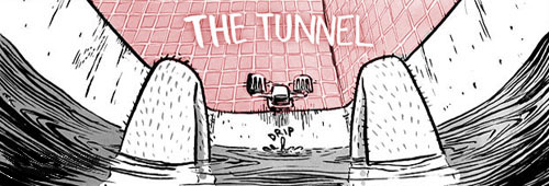 Ryan Andrews, The Tunnel, Ryan A.